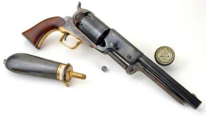 The old wives' tale about black powder firearms and felons
